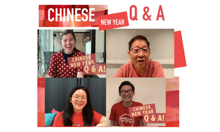 Bolt Profiles : Chinese New Year Q & A